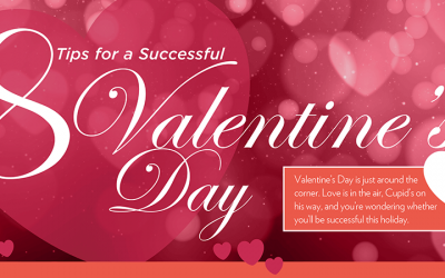 8 Tips for a Successful Valentine's Day