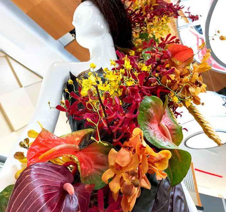 Vaughan Mills presents Fleurs de Villes