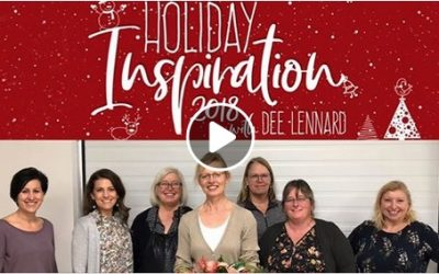 Holiday Inspiration Workshop!