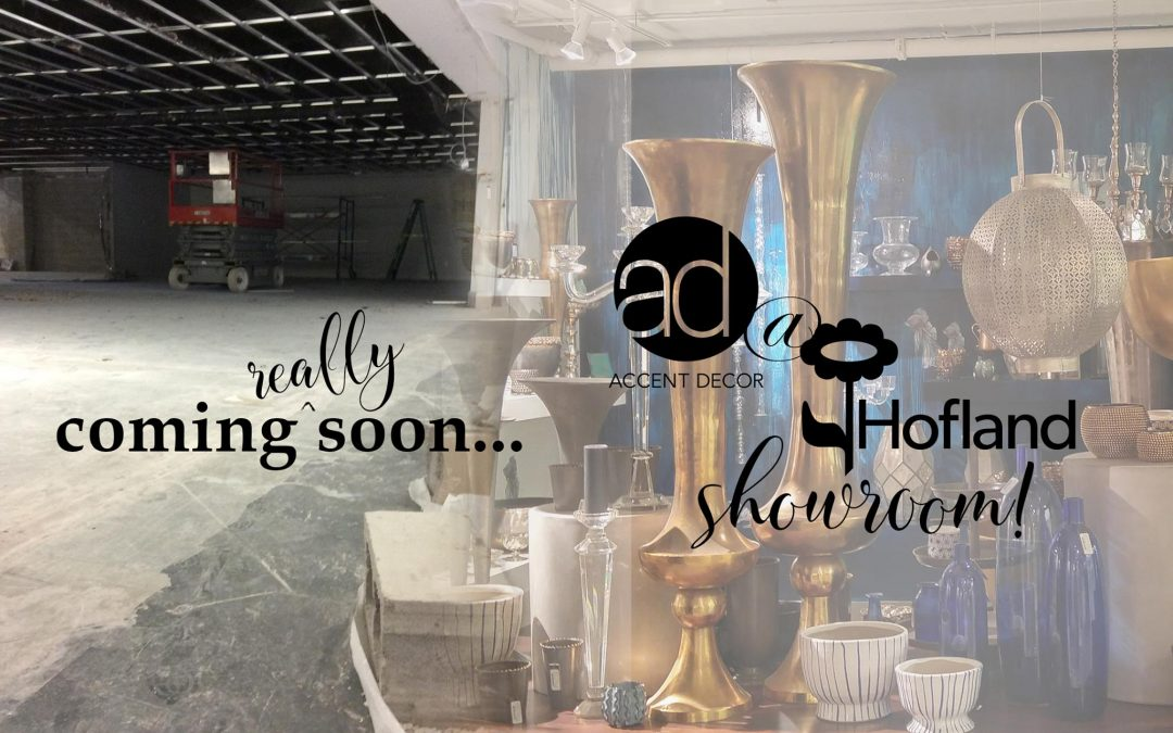 New Showroom Coming Really Soon!